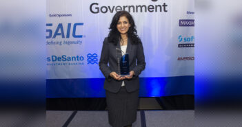 Perspecta's Alka Bhave - Pinnacle Awards Winner