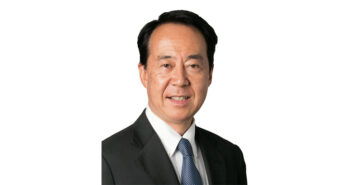 Shin Takahashi, chairman of the board and head of government relations at NECAM
