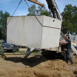 Septic Tank System installation_10