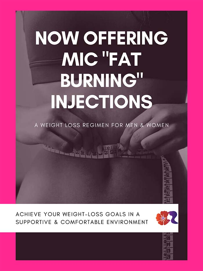 "Lipotropic ""Fat Burning"" injections"