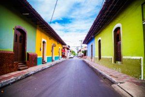 Downtown Granada, Nicaragua