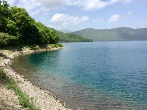 Crater Lake, Nicaragua