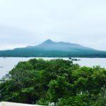 View of Lake Nicaragua from Jicaro Island
