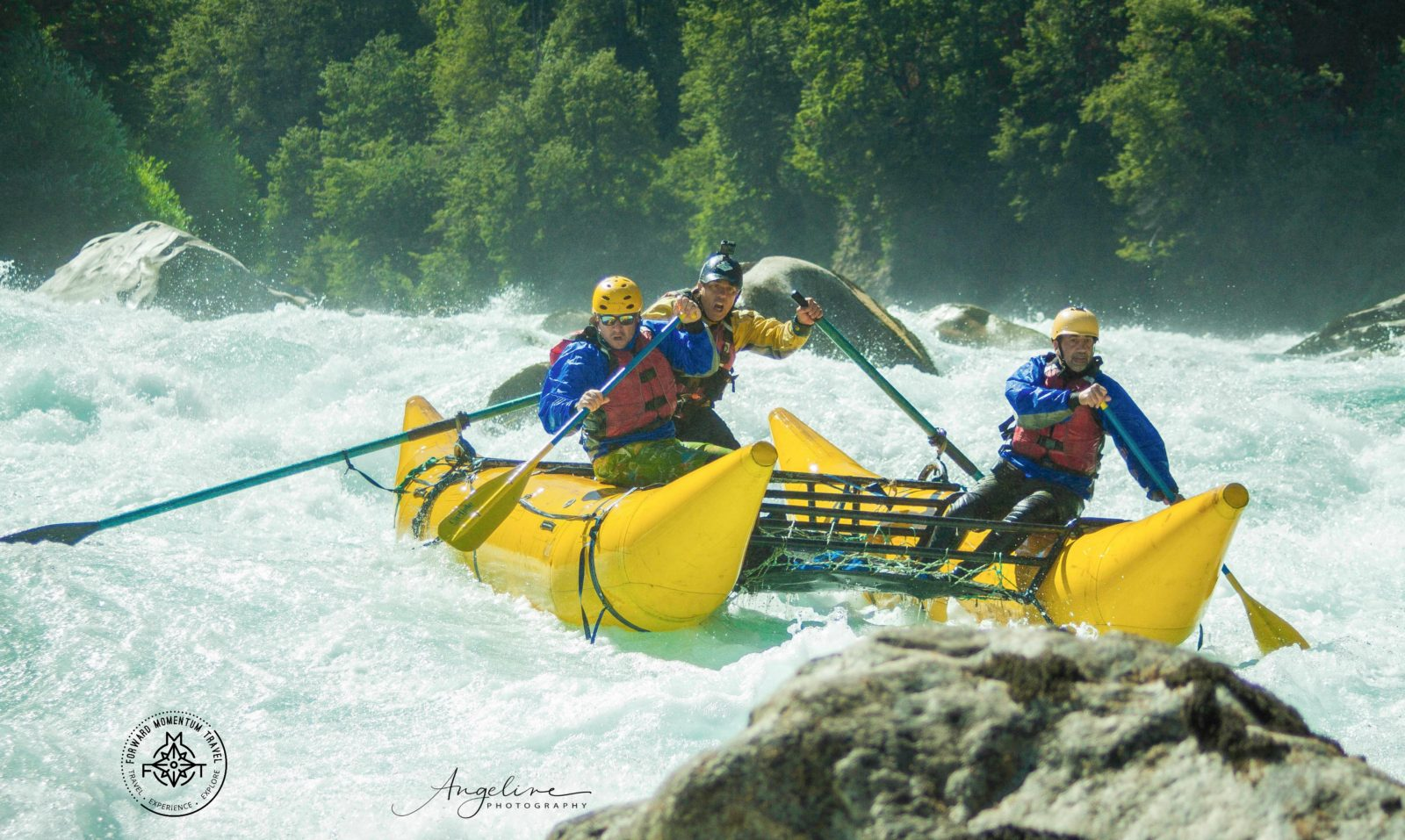 Whitewater Rafting Adventure