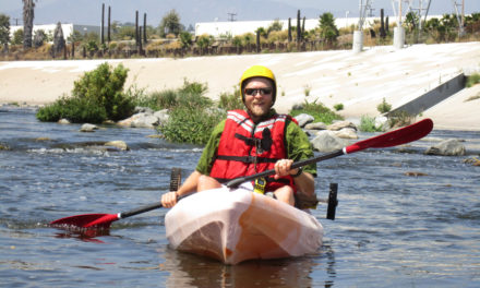 About the L.A. River Recreation Zone