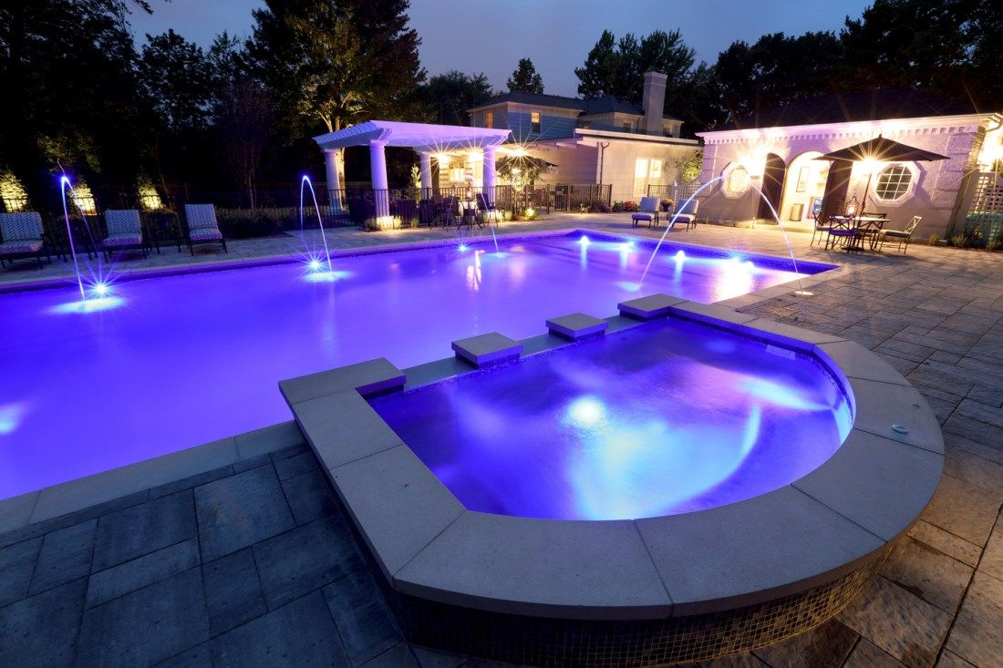 san antonio pool lighting installation