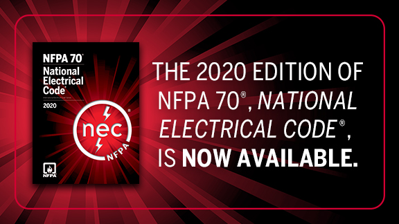 Top Three 2020 NFPA Fire Safety Code Changes