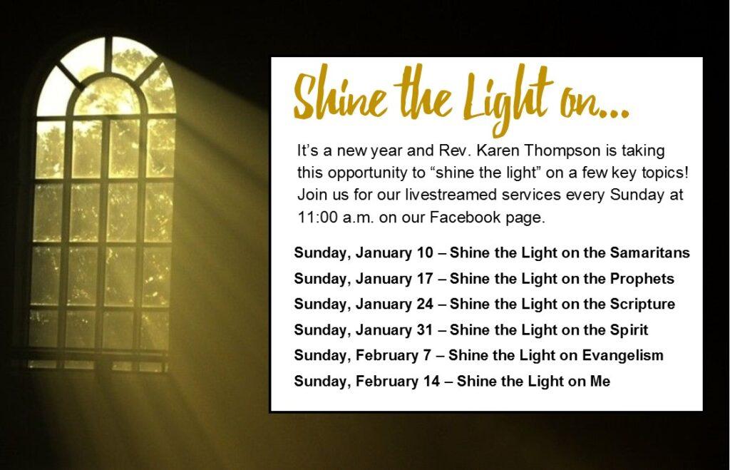 Shine the Light Series