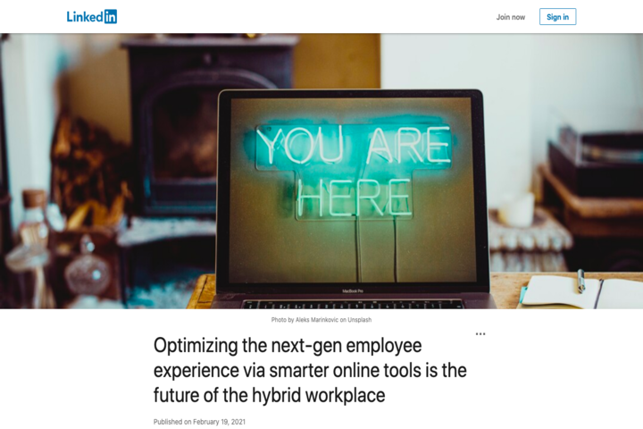 Screenshot_2021-02-19 Optimizing the next-gen employee experience via smarter online tools is the future of the hybrid work[...] (1)