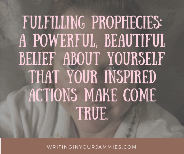 Fulfilling Prophecies: Podcast 028