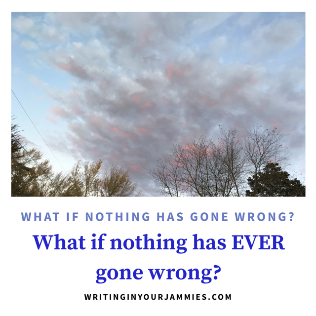 Nothing Has Gone Wrong: Podcast 033