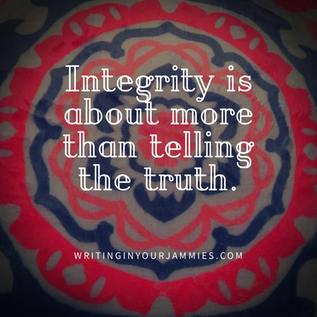 Integrity: Podcast 40
