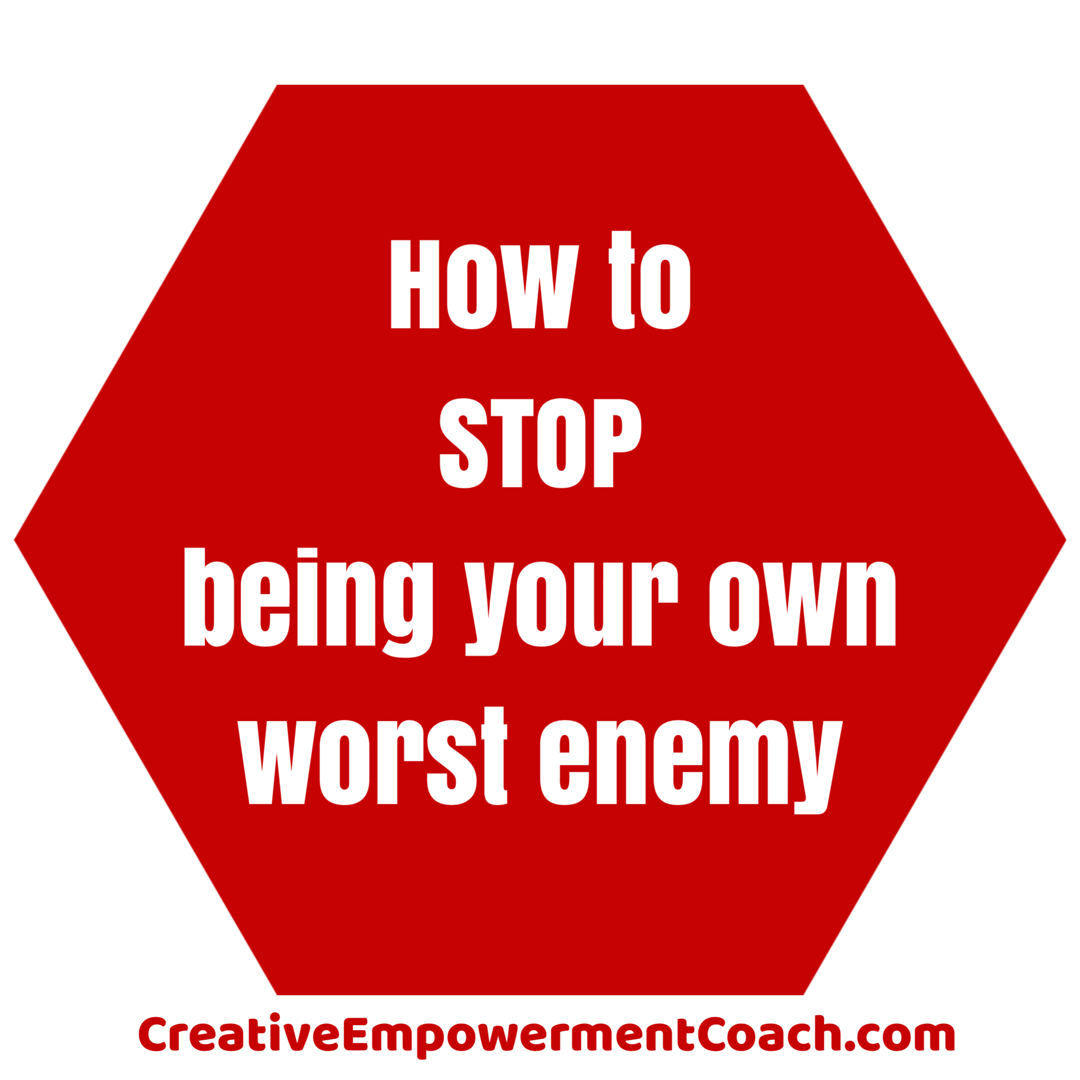 Your Own Worst Enemy: Podcast 18