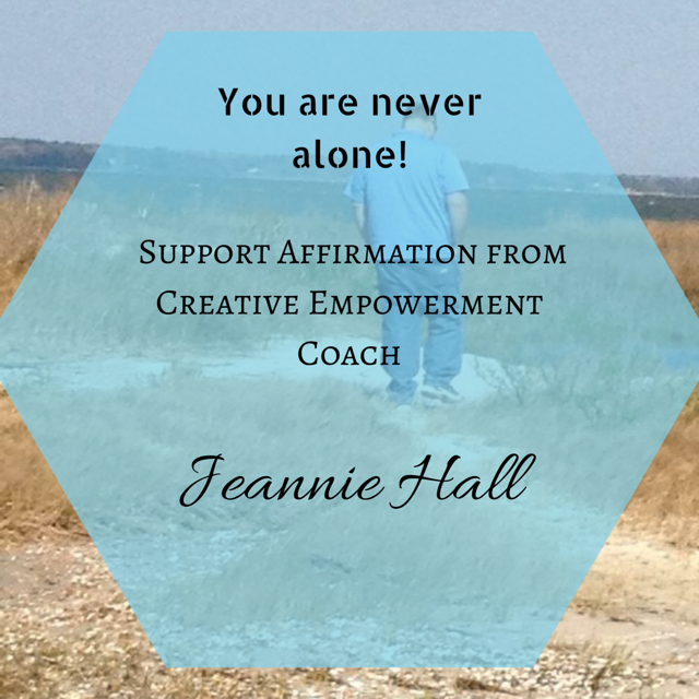 Spiritual Support Affirmation: Podcast 28