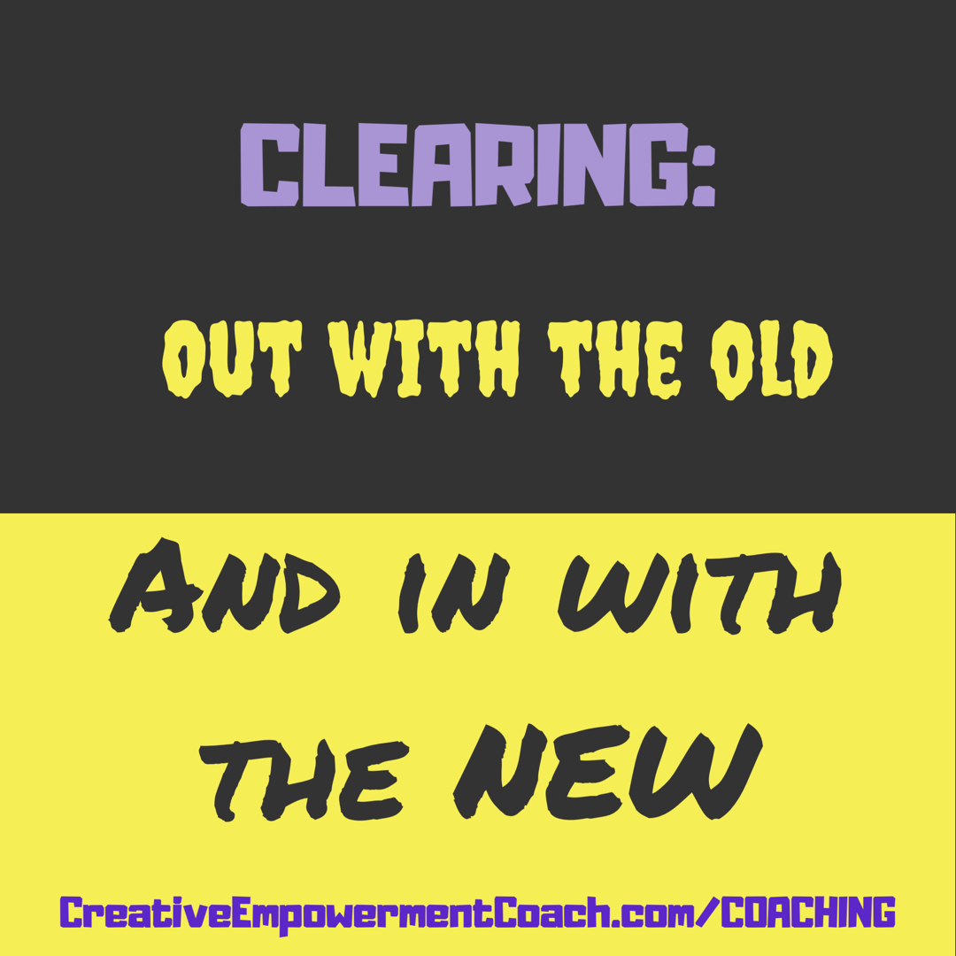 Clearing: Podcast 40