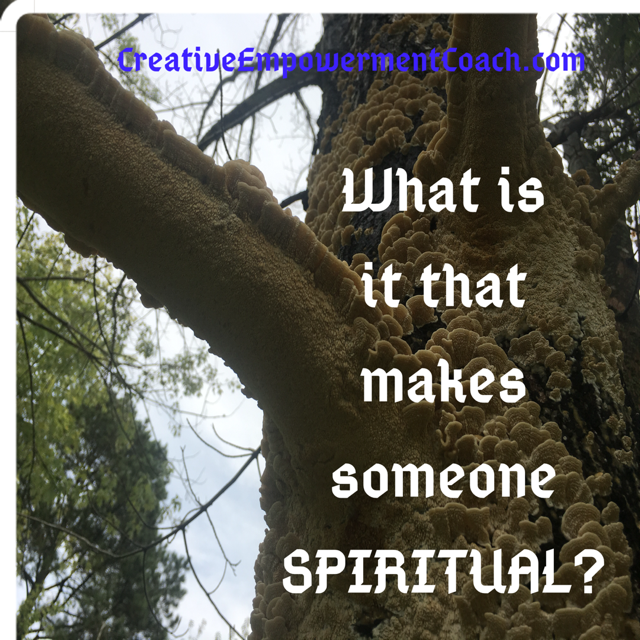 Spiritual: What it is & What it isn't… Podcast 47