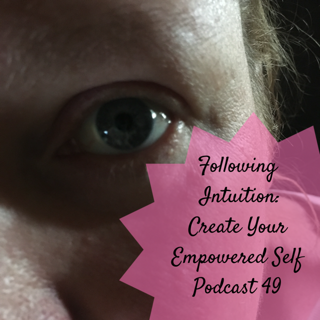 Intuition: Podcast 49