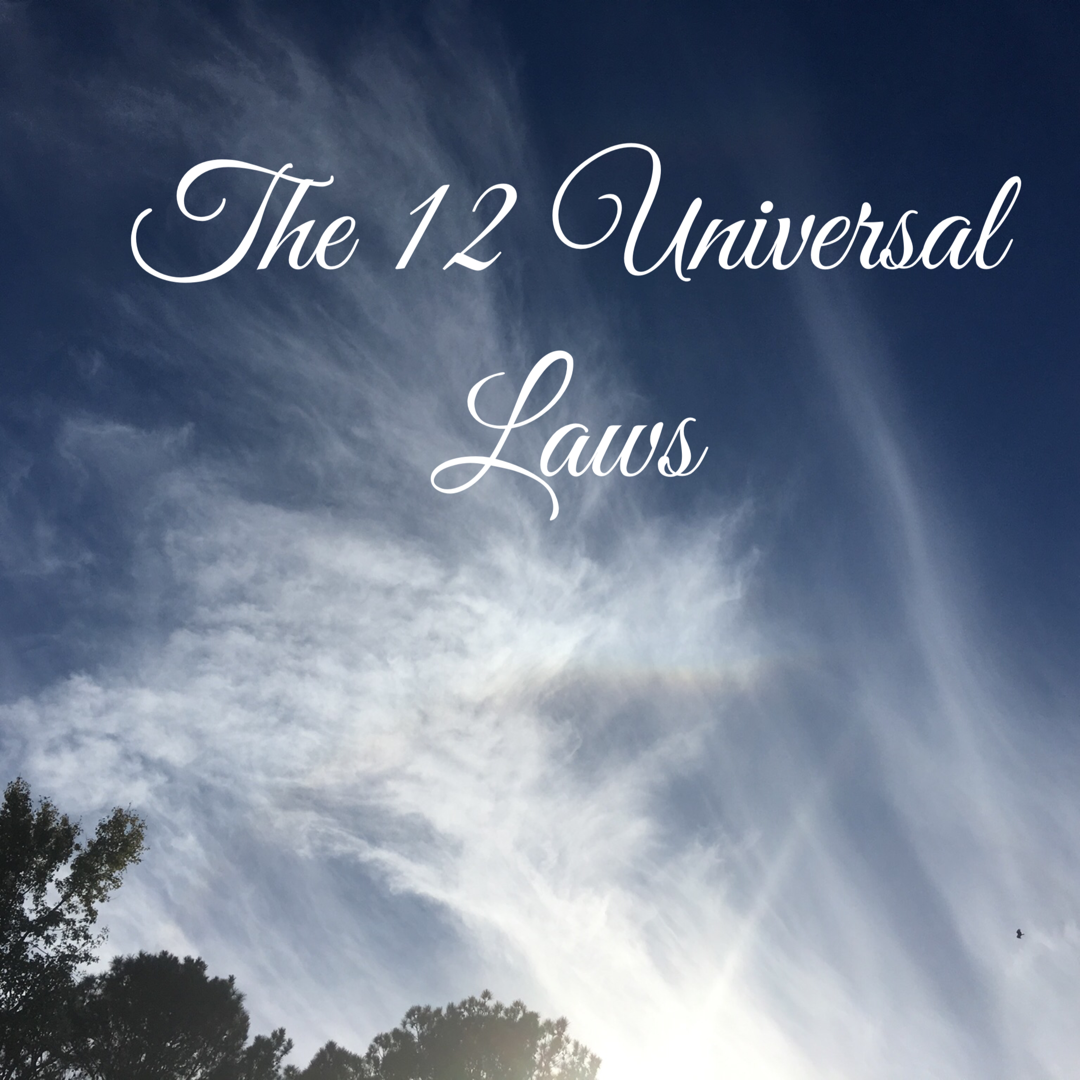 12 Universal Laws & How They Can Increase Your Creativity