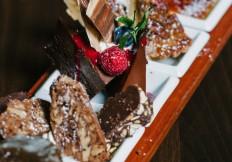 medley dessert rimrock cafe whistler