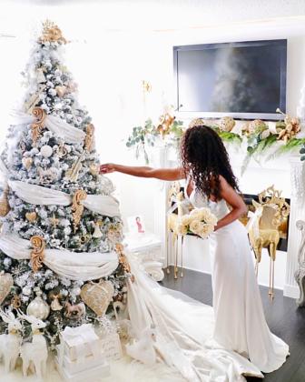 Romantic Christmas Decorating Ideas