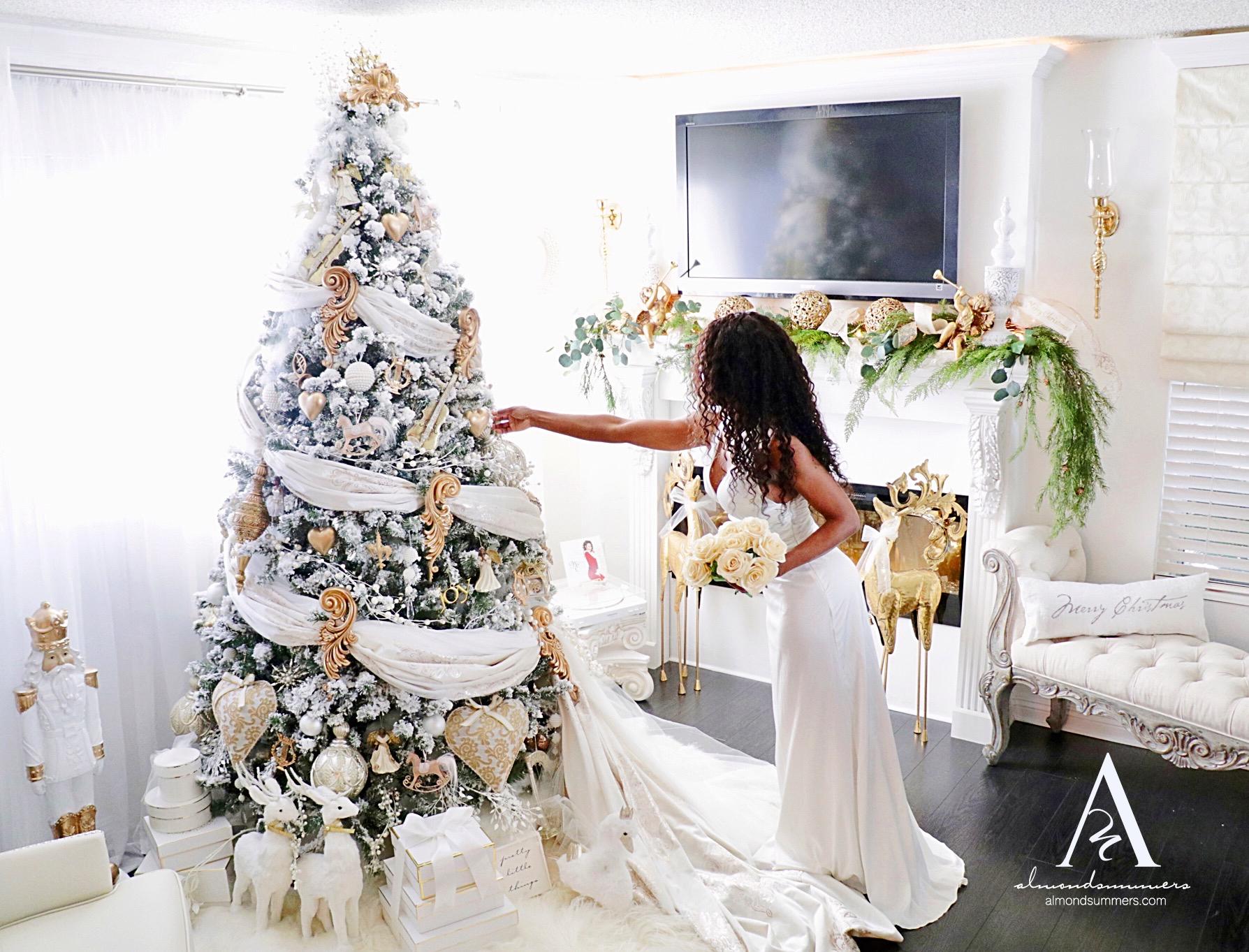 Fairytale Christmas Decorations.Romantic Christmas Decorations 2018 Fairy Tale Romantic
