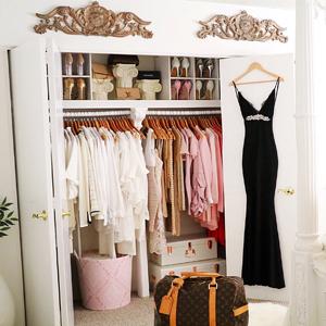Shop Almond Summers Closet Accessories