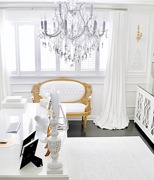 French Office Decor Ideas