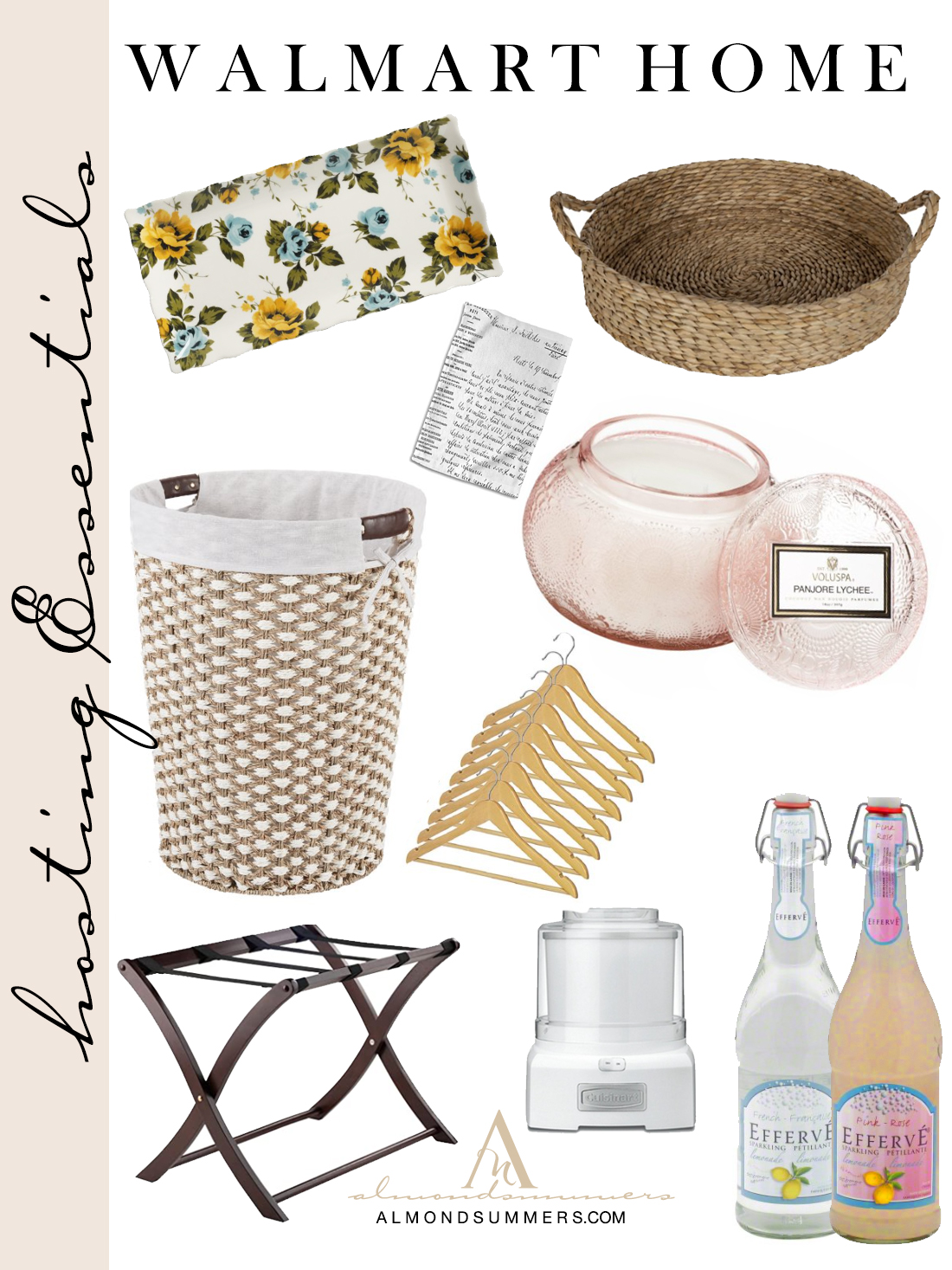 10 Tips To Prepare Your Home For Overnight Guests |Hosting houseguests Checklist| Almond Summers