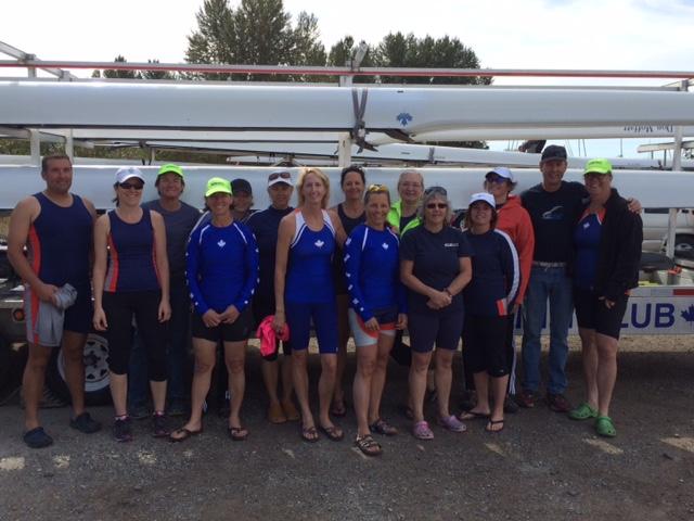 nicomekl regatta crew