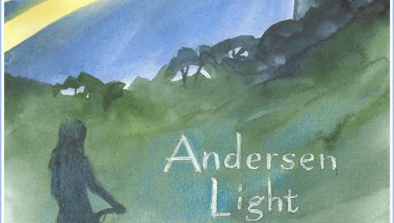 Andersen Light Book Cover Mockup