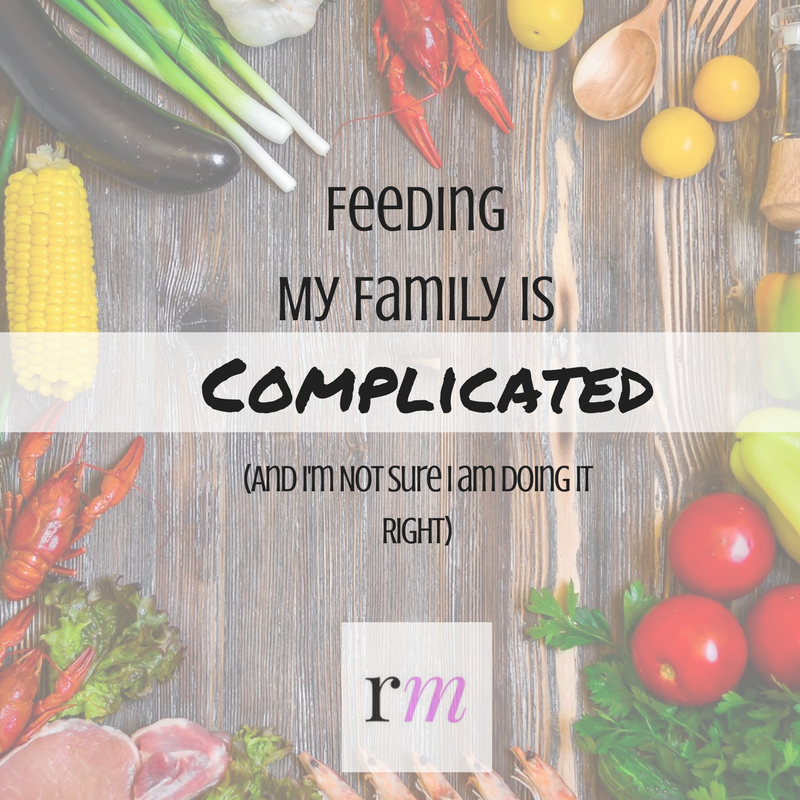 Feeding My Family