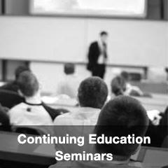 Continuing Education Seminars