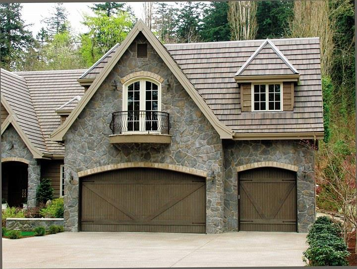 House with double garage