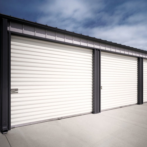 Rolling Roll-up Sheet Door