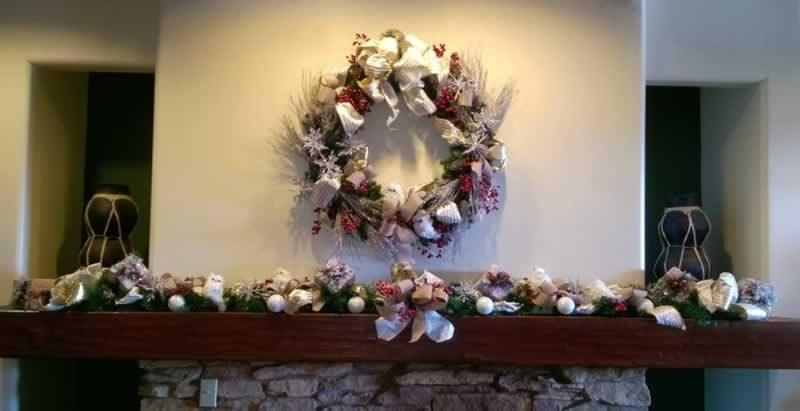 Hyatt Wreath and Garland Woodland800