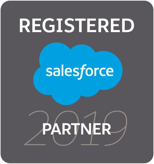 Registered Salesforce Partner Badge 2019
