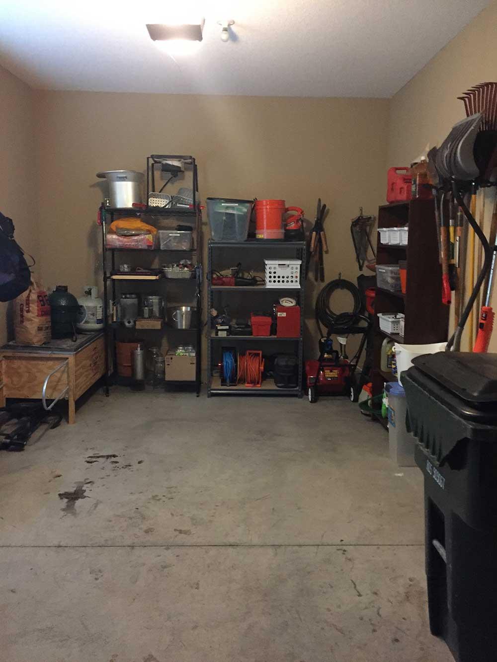 Catch-All Garage