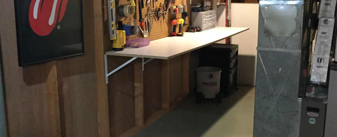 """The """"Mixed Nuts"""" Workbench"""
