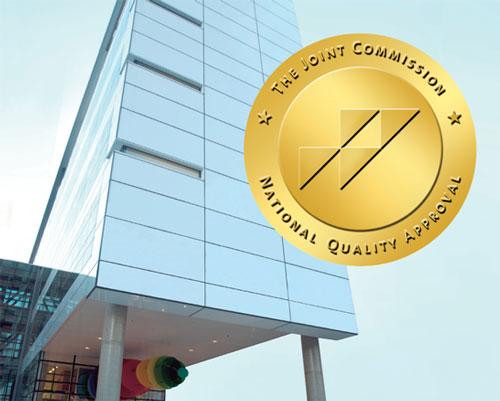 Acreditação Joint Commission International