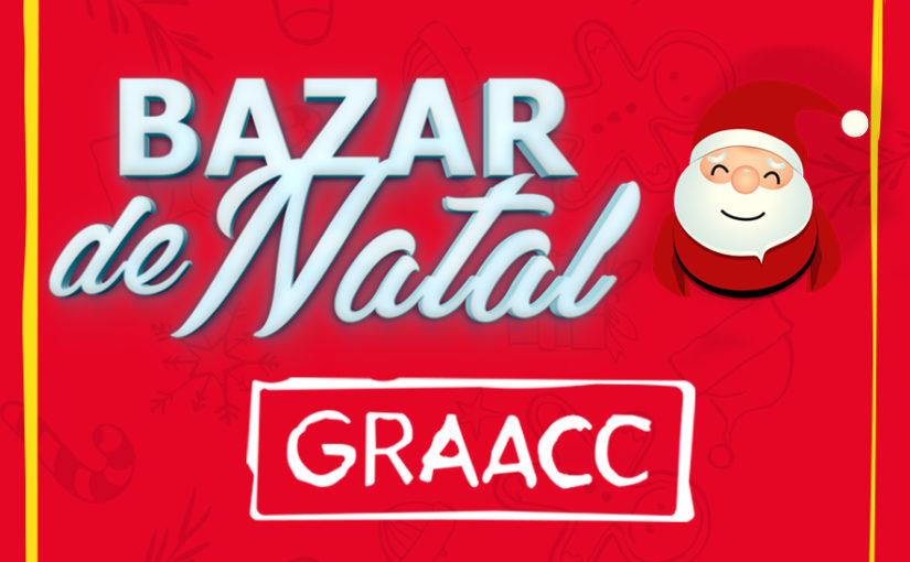 Bazar de Natal GRAACC