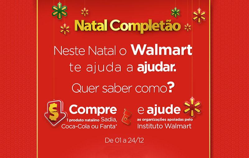 Walmart realiza ação em prol do GRAACC
