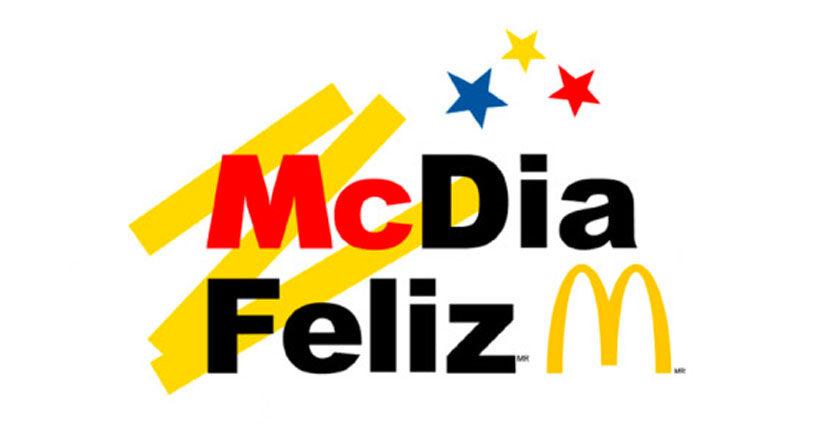 GRAACC é instituição beneficiada pelo McDia Feliz e lança camiseta exclusiva para aumentar a arrecadação com a campanha