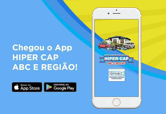 Adquira o Hipercap ABC através do seu celular