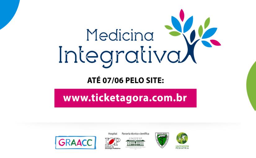 Inscrições abertas para Simpósio de Medicina Integrativa