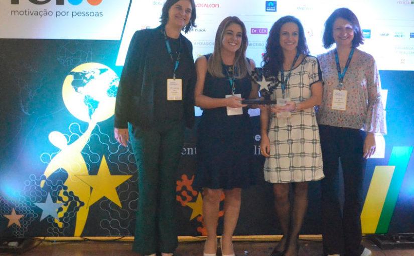 Case Flex/Graacc é prata no Prêmio ClienteSA 2019