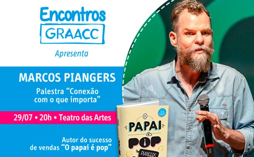 Encontros GRAACC apresenta: Marcos Piangers