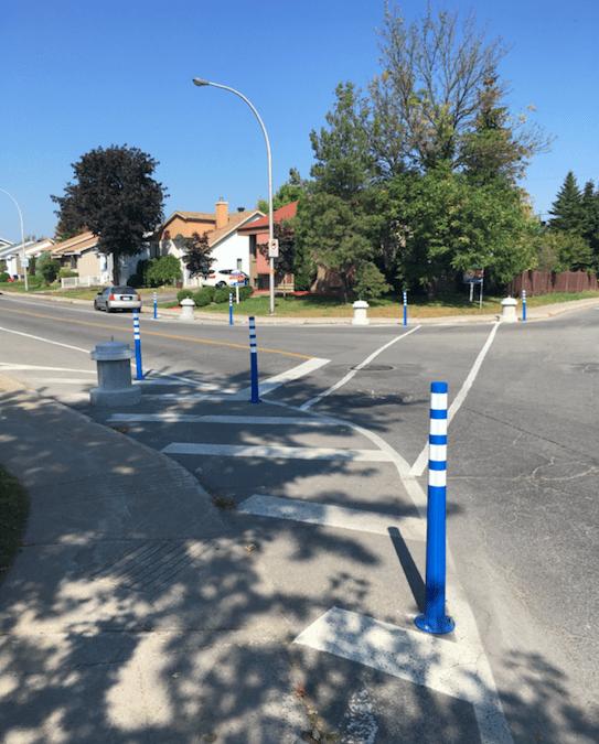 Colère entourant les mesures d'apaisement de la circulation
