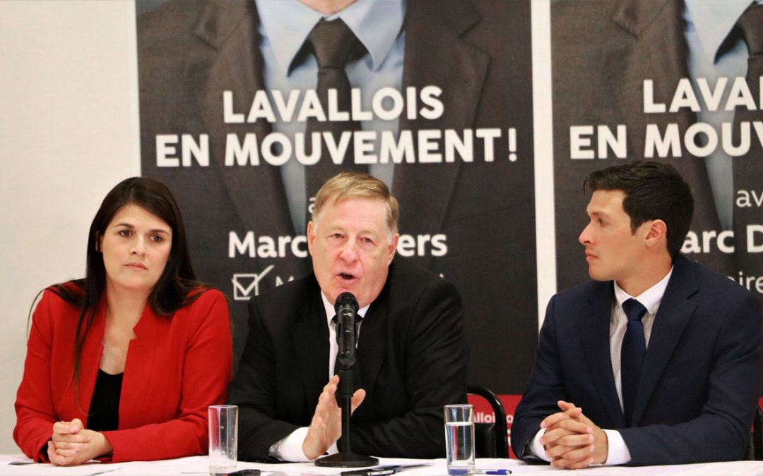 Dépenses électorales: Le maire dépense le double de son principal adversaire