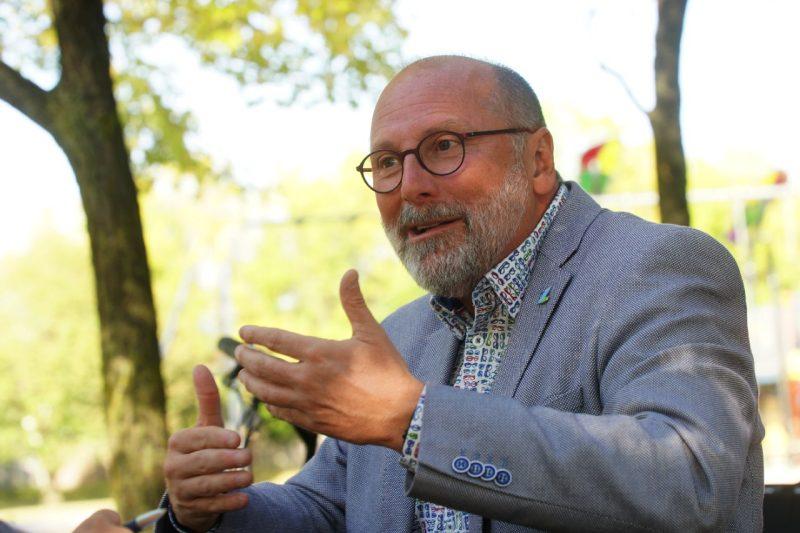Michel Trottier sera candidat à la mairie pour Parti Laval – Équipe Michel Trottier