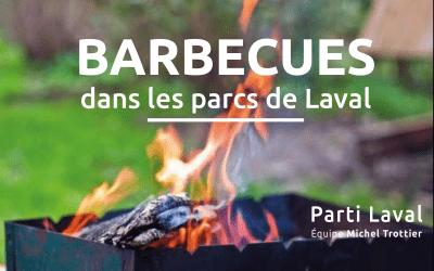 L'usage de barbecues dans certains grands parcs lavallois pourrait devenir possible  Nouvelles bbq 400x250